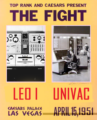 LEO Vs UNIVAC